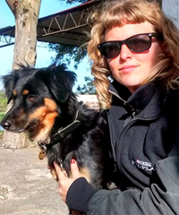 Marcela Canabal - Educadora canina